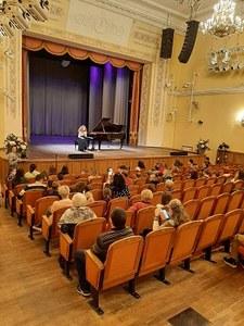 Концерт Варвары Кутузовой